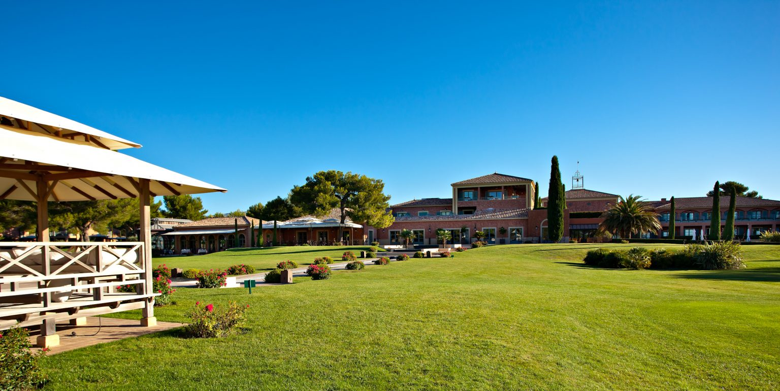 hotel luxe provence golf