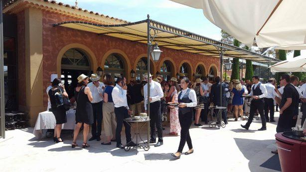 Hôtel & Spa du Castellet experience client