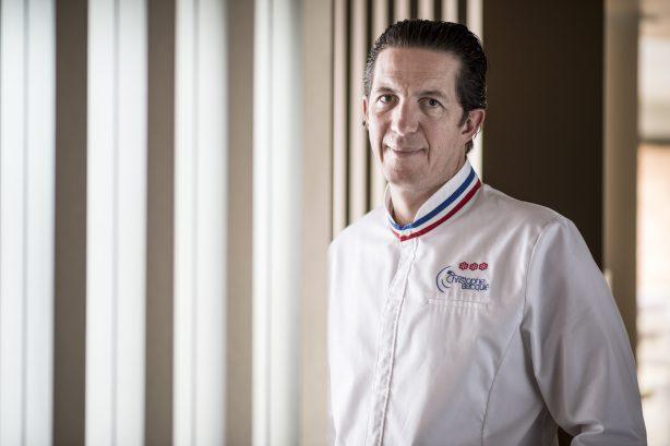 chef bacquié meilleur chef gastronomie michelin
